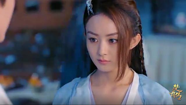 楚乔传:楚乔一身女装出席宴会,谁料裕王不高兴,让她赶紧去换装